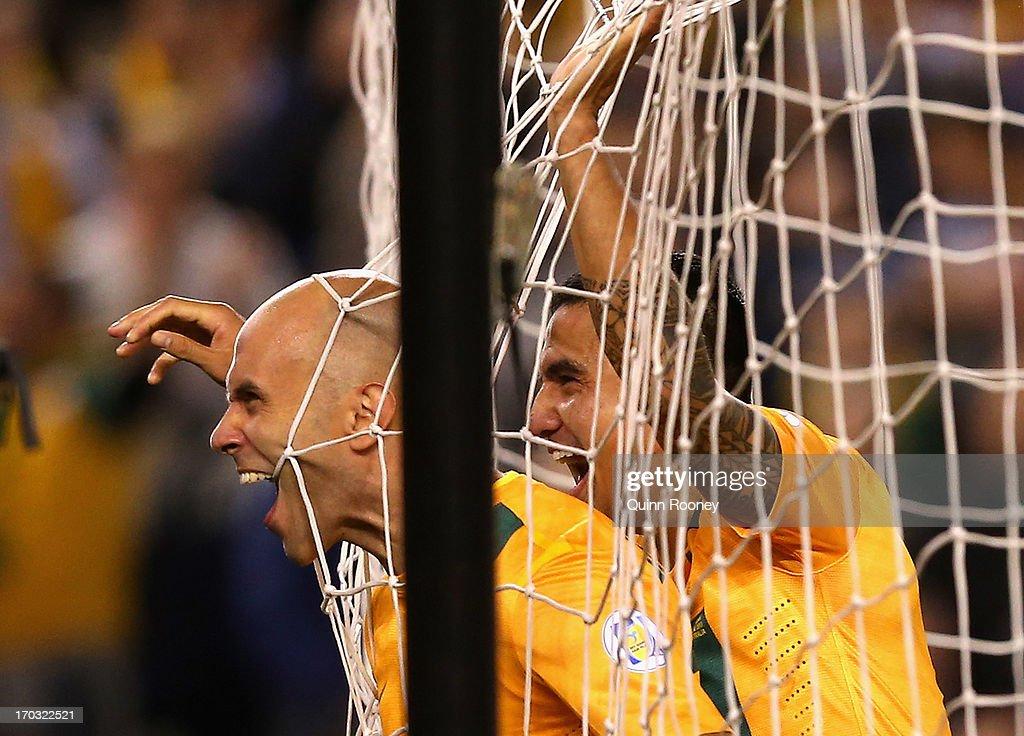Australia v Jordan - FIFA World Cup Qualifier