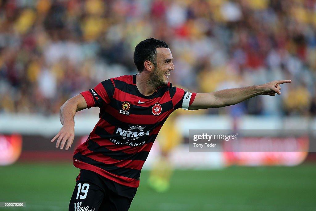 A-League Rd 16 - Central Coast v Western Sydney