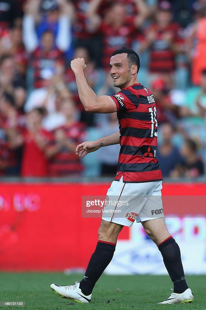 A-League Rd 24 - Western Sydney v Perth