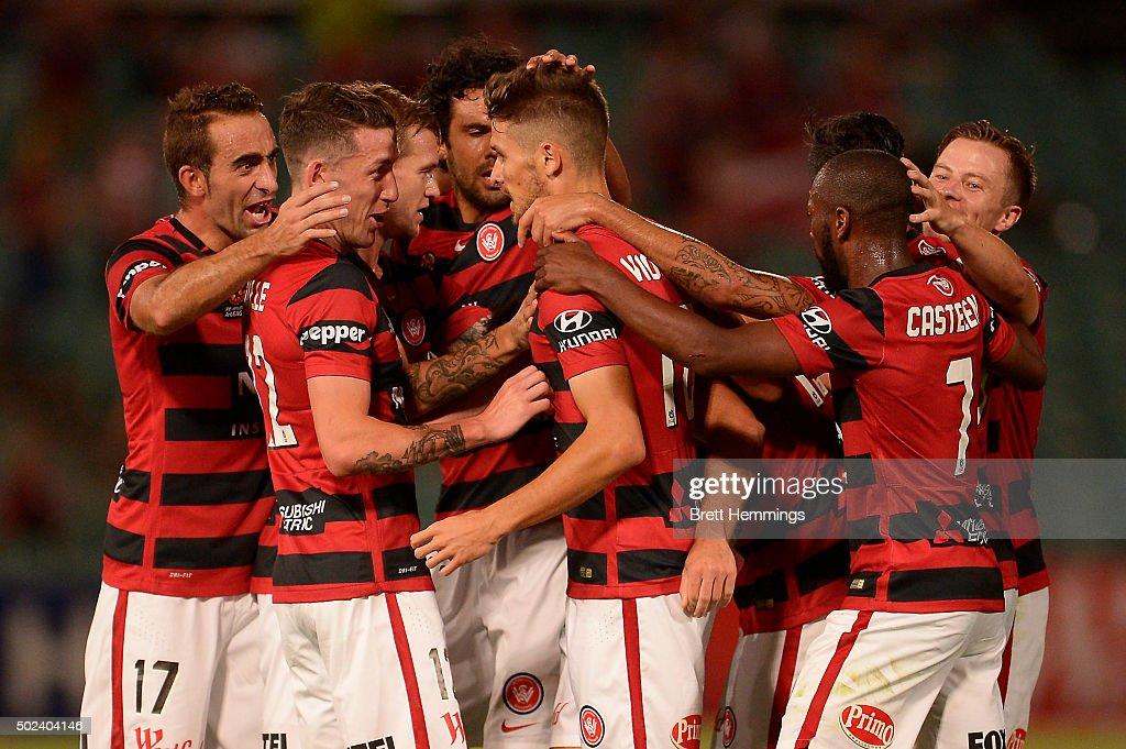 A-League Rd 12 - Western Sydney v Newcastle