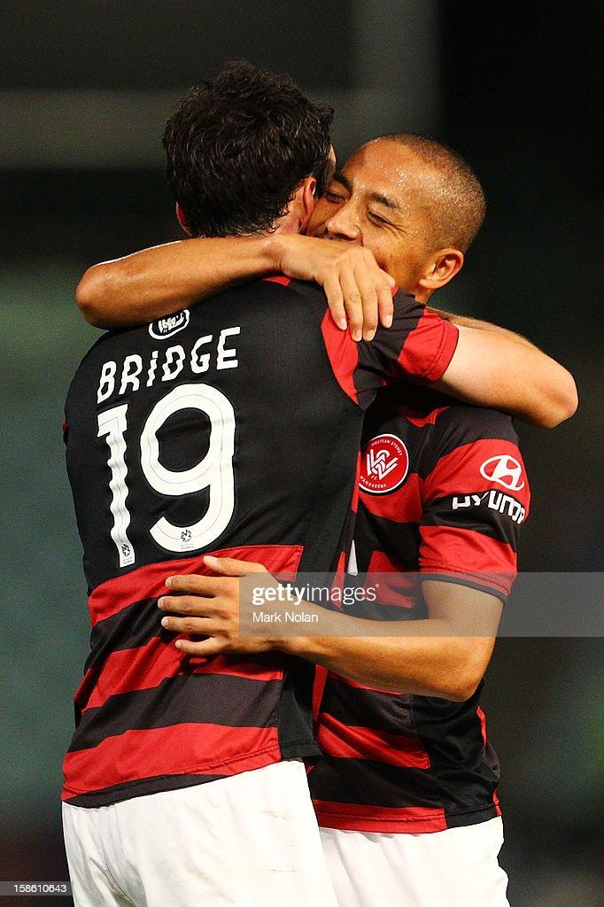 A-League Rd 12 - Western Sydney v Adelaide