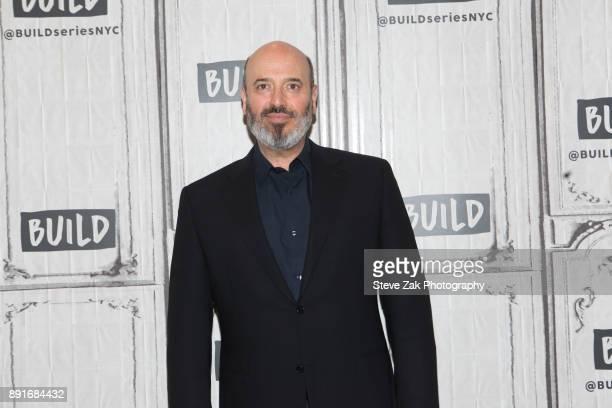 Mark Bridges attends Build Series to discuss 'Phantom Thread' at Build Studio on December 13 2017 in New York City