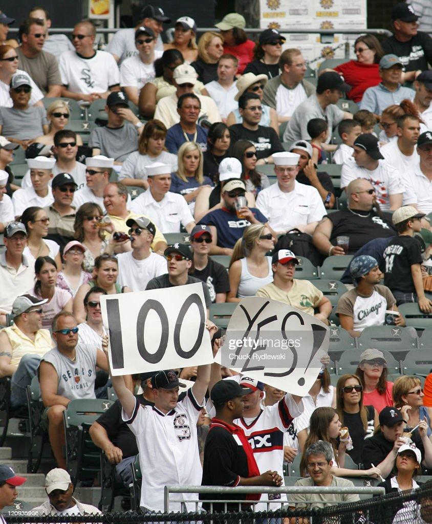 Houston Astros vs Chicago White Sox - June 10, 2007