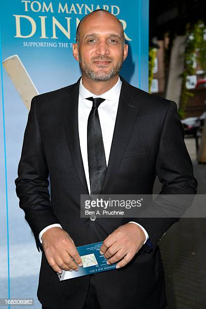 Mark Butcher attends the Tom Maynard Memorial Ball at The Kia Oval on May 8, 2013 in London, England.