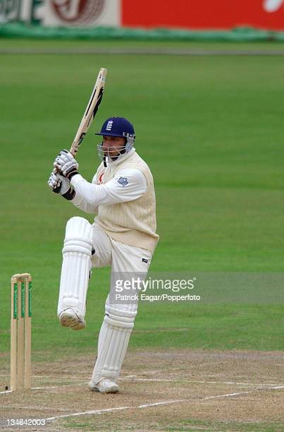 Mark Butcher England v Sri Lanka 3rd Test Old Trafford Jun 02