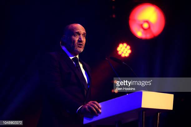 Mark Butcher presents the NatWest PCA Awards at The Roundhouse on October 4 2018 in London England