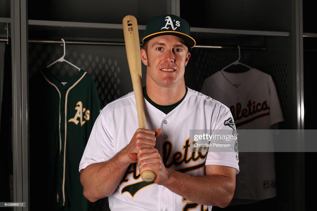 Oakland Athletics Photo Day