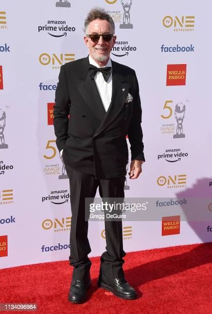 Mark Canton arrives at the 50th NAACP Image Awards at Dolby Theatre on March 30 2019 in Hollywood California