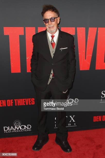 Mark Canton attends the Premiere Of STX Films' 'Den Of Thieves' at Regal LA Live Stadium 14 on January 17 2018 in Los Angeles California