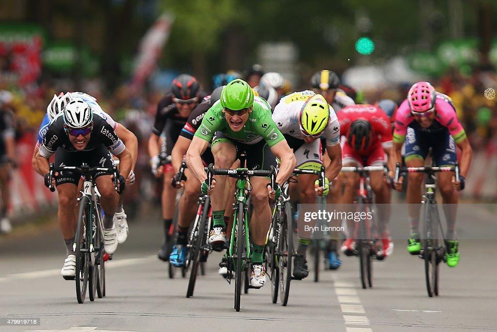 Le Tour de France 2015 - Stage Five : Nachrichtenfoto