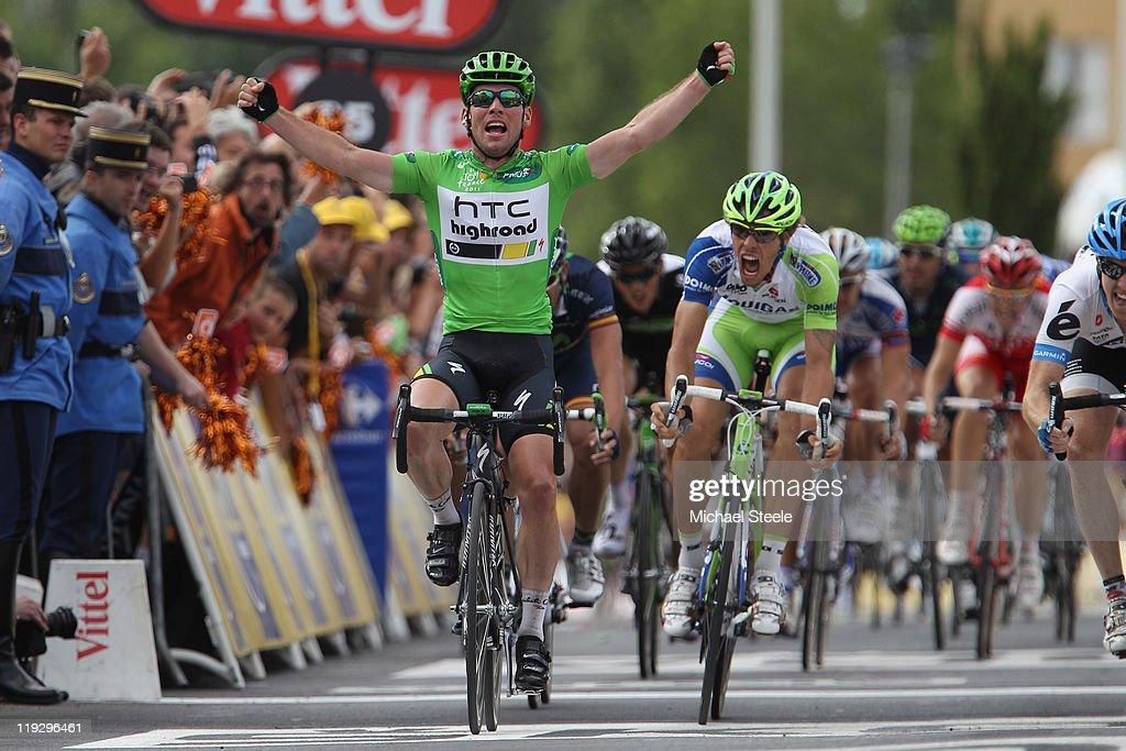 Le Tour de France 2011 - Stage Fifteen : News Photo