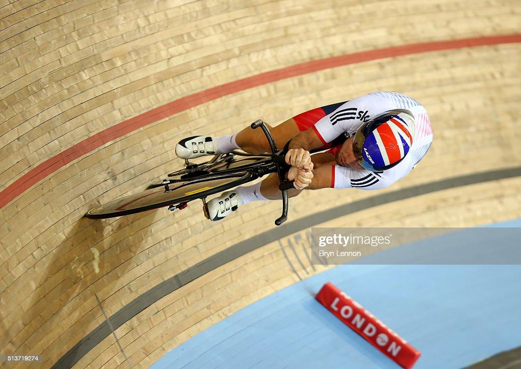 UCI Track Cycling World Championships - Day Three : News Photo