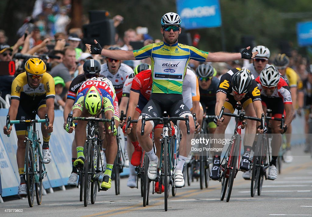 Amgen Tour of California - Men's Race Stage 8 : News Photo