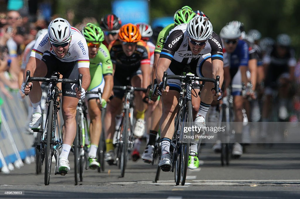 Tour of California - Sacramento