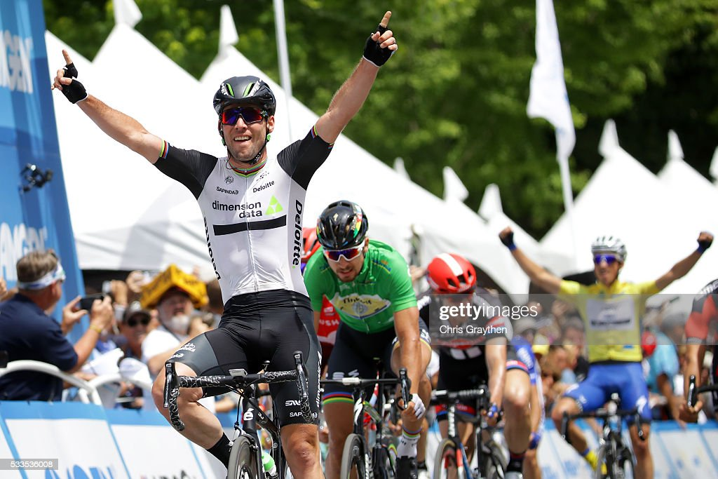 Amgen Tour of California - Stage 8 - Sacramento : News Photo