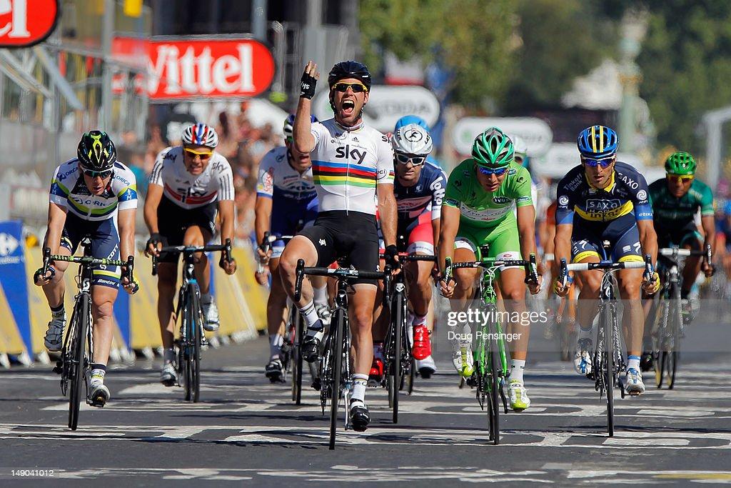 Le Tour de France 2012 - Stage Twenty : ニュース写真