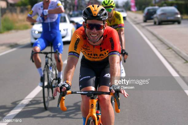 Mark Cavendish of The United Kingdom and Team Bahrain - Mclaren / during the 41st Tour de Wallonie 2020, Stage 1 a 187km stage from Soignies to...