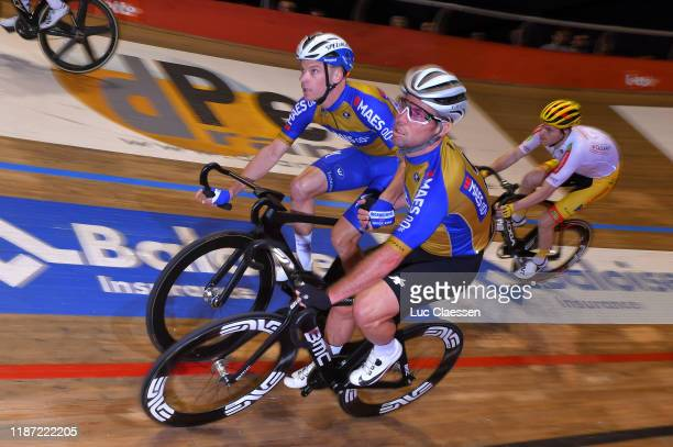 Mark Cavendish of The United Kingdon and Team The Wolfpack – Maes 0,0% / Iljo Keisse of Belgium and Team The Wolfpack – Maes 0,0% / during the 79th 6...