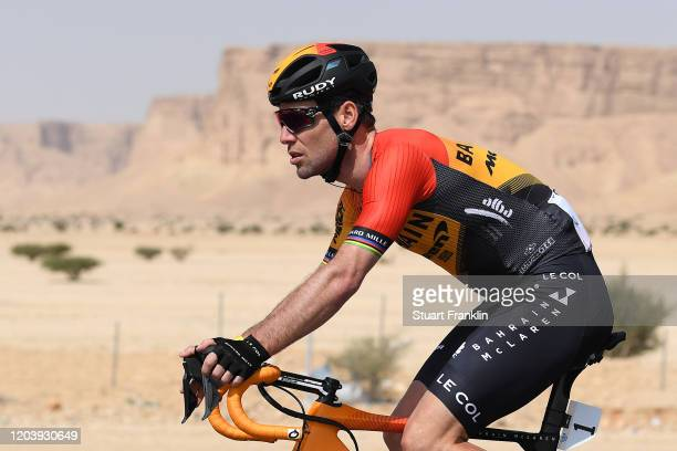 Mark Cavendish of United Kingdom and Team Bahrain-Mclaren / during the 1st Saudi Tour 2020, Stage 1 a 173km stage from Saudi Arabian Olympic...
