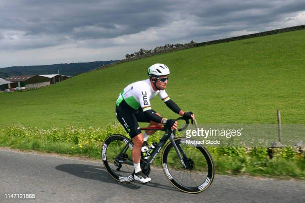 Mark Cavendish of United Kingdom and Team Dimension Data / during the 5th Tour of Yorkshire 2019, Stage 4 a 175km stage from Halifax to Leeds /...
