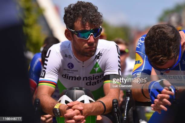 Mark Cavendish of United Kingdom and Team Dimension Data / during the 76th Tour of Poland 2019, Stage 4 a 133.7km stage from Jaworzno to...