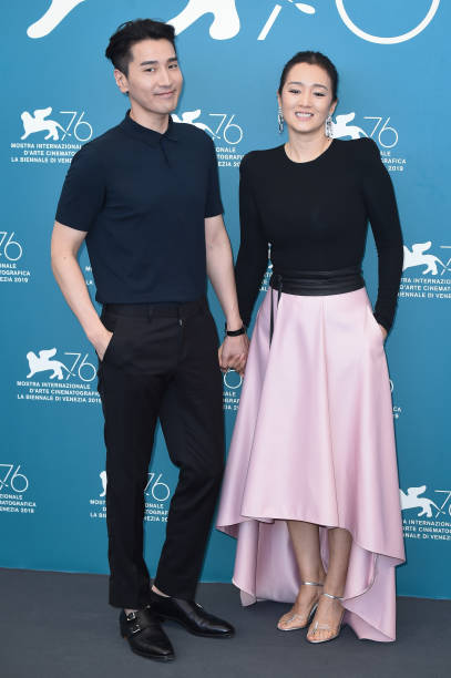 "ITA: ""Lan Xin Da Ju Yuan"" (Saturday Fiction) Photocall - The 76th Venice Film Festival"