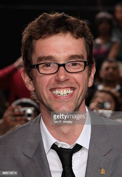 Mark Charnock arrives for the British Soap Awards at BBC Television Centre on May 9 2009 in London England