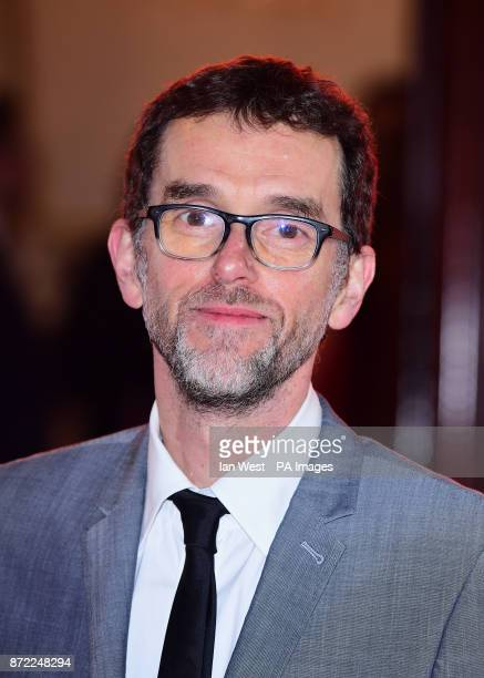 Mark Charnock attending the ITV Gala held at the London Palladium Picture date Thursday November 9 2017 See PA story SHOWBIZ ITV Photo credit should...
