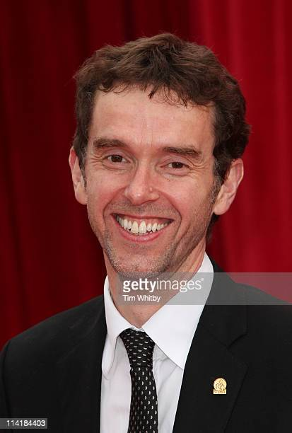 Mark Charnock attends The British Soap Awards at Granada Television Studios on May 14 2011 in Manchester United Kingdom