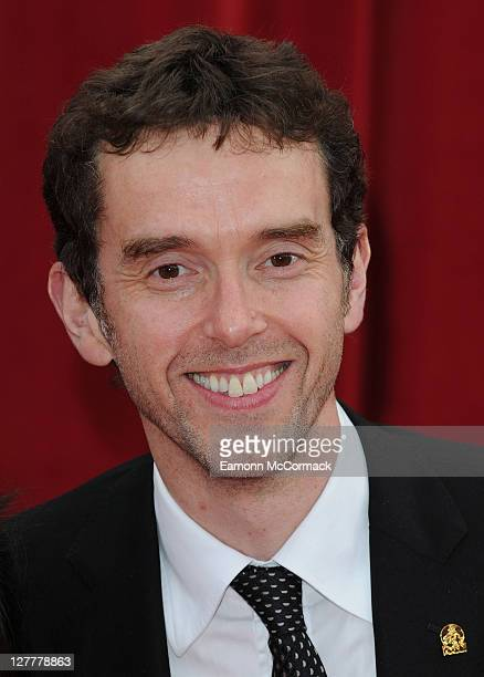 Mark Charnock attends 'The British Soap Awards' at Granada Television Studios on May 14 2011 in Manchester England