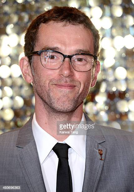 Mark Charnock attends the British Soap Awards held at the Hackney Empire on May 24 2014 in London England