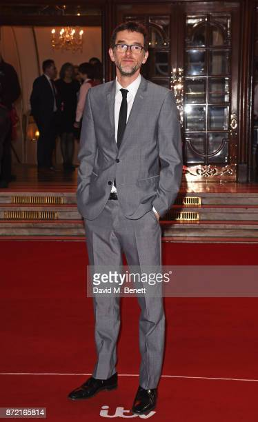 Mark Charnock attends the ITV Gala held at the London Palladium on November 9 2017 in London England