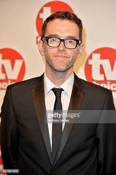 Mark Charnock attends the TV Choice Awards 2014 at London Hilton on September 8 2014 in London England