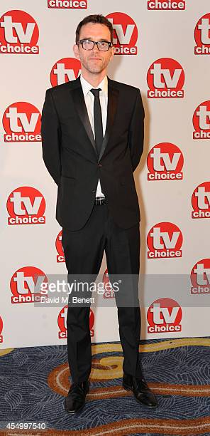 Mark Charnock attends the TV Choice Awards 2014 at the London Hilton on September 8 2014 in London England