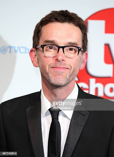 Mark Charnock attends the TV Choice Awards 2015 at Hilton Park Lane on September 7 2015 in London England