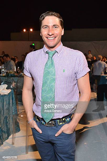 Mark Cirillo attends the Project Angel Food's 25th Anniversary Angel Awards 2014 honoring Aileen Getty with the Inaugural Elizabeth Taylor Leadership...
