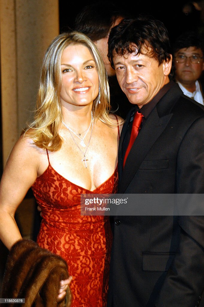 Mark Collie and wife during 2003 BMI Country Music Awards at BMI Nashville in Nashville, Tennessee, United States.