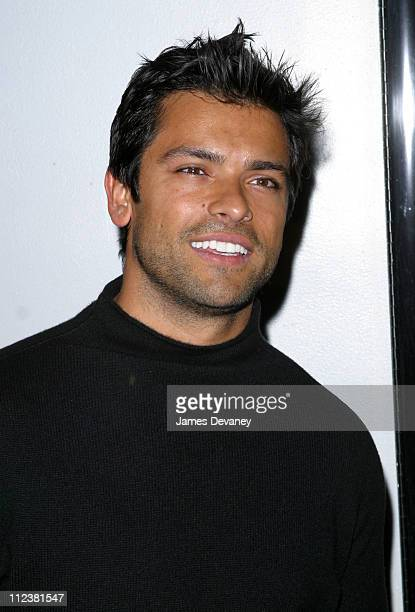 Mark Consuelos during New York Premiere of XX/XY at the Gen Art Eighth Annual Film Festival at Loews Astor Plaza in New York City New York United...