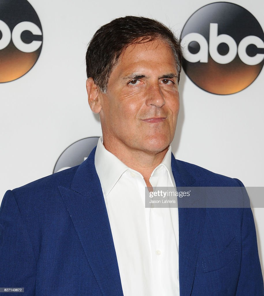 Mark Cuban attends the Disney ABC Television Group TCA summer press tour at The Beverly Hilton Hotel on August 6, 2017 in Beverly Hills, California.