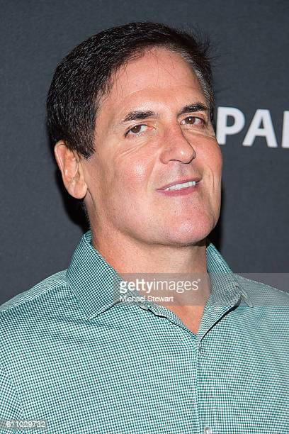Mark Cuban attends The Paley Center for Media Presents Shark Tank Pursuing the American Dream in Prime Time at The Paley Center for Media on...