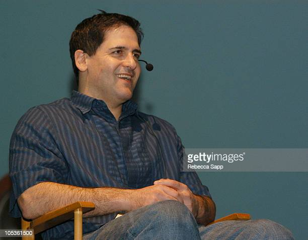 Mark Cuban during High Def Expo at Petersen Automotive Museum in Los Angeles California United States