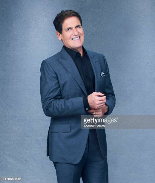 TANK Mark Cuban is a Shark on ABC's Shark Tank