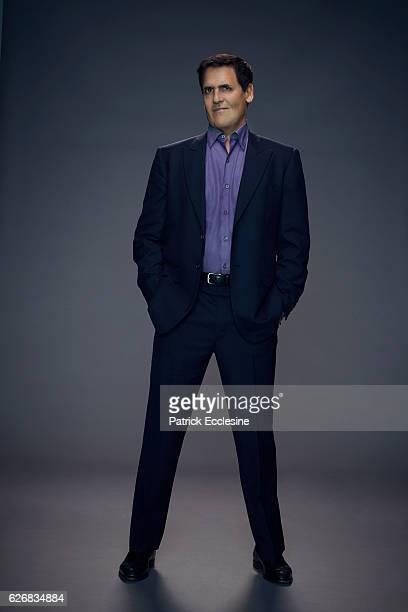 TANK Mark Cuban is a Shark on Walt Disney Television via Getty Images's Shark Tank