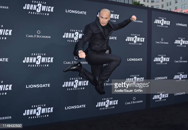 Mark Dacascos attends the special screening of Lionsgate's John Wick Chapter 3 Parabellum at TCL Chinese Theatre on May 15 2019 in Hollywood...