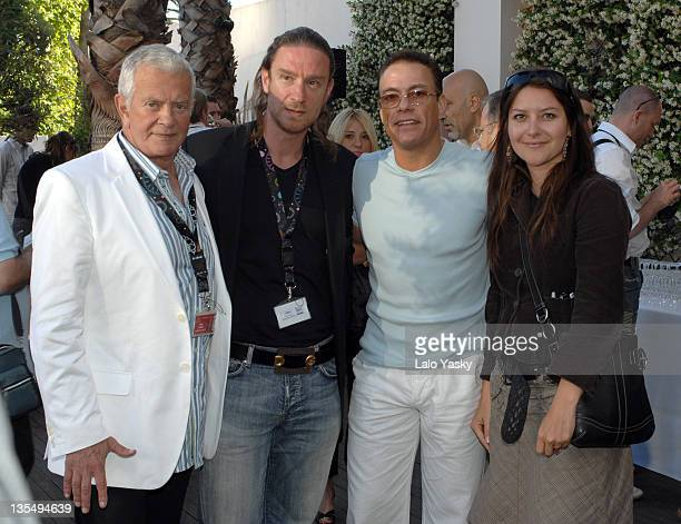 Mark Damon and Jean Claude Van Damme and Tamara de la Barra
