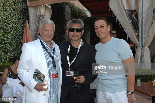 Mark Damon and Jean Claude Van Damme