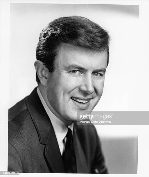 Mark Darow in a publicity portrait from the television game show 'Dream House' 1968