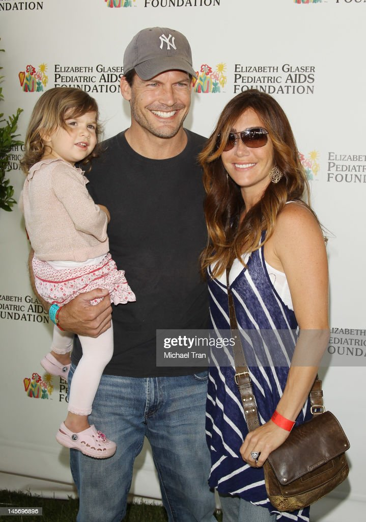 "Elizabeth Glaser Pediatric AIDS Foundation's 23rd Annual ""A Time For Heroes"" Celebrity Picnic : News Photo"