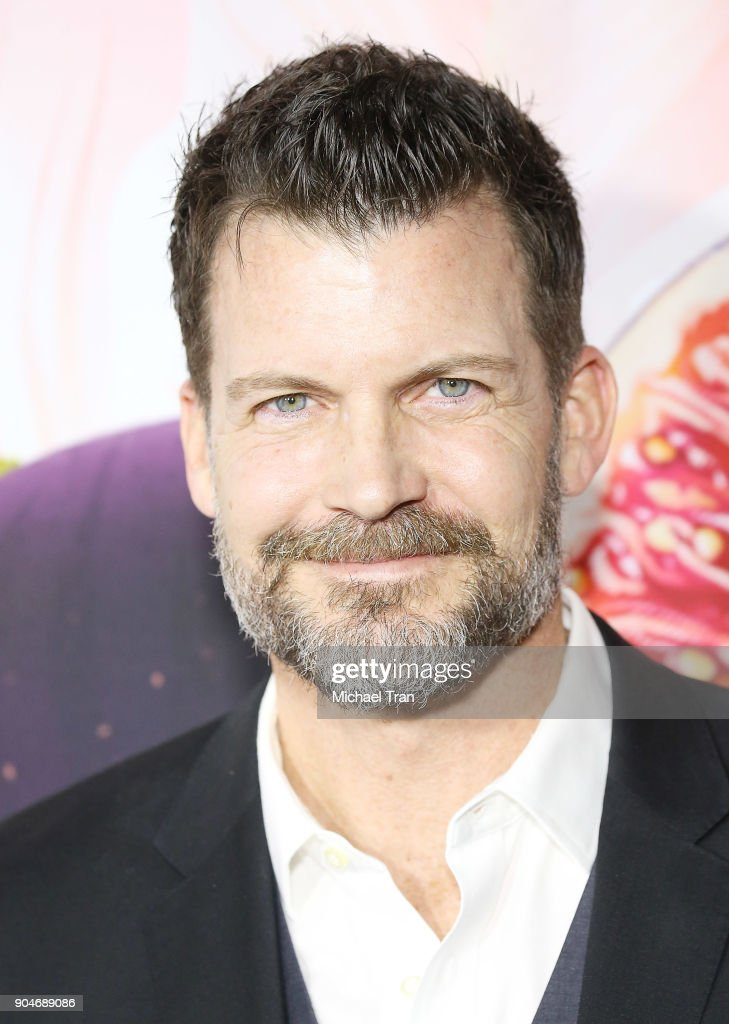 Hallmark Channel And Hallmark Movies And Mysteries Winter 2018 TCA Press Tour - Arrivals : News Photo