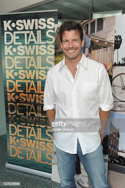 Mark Deklin attends Details and Kswiss Celebrate Summer at The Avalon Hotel on July 15, 2010 in Los Angeles, California.